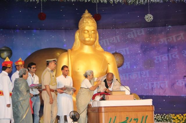 Morari Bapu In Nathdwara