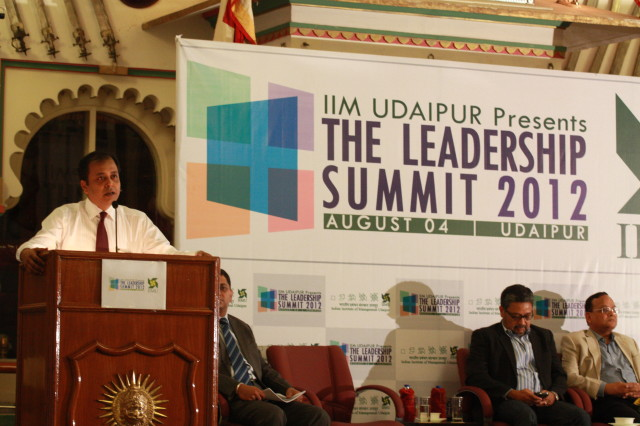 IIM Udaipur Summit Picture