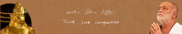 Truth-Love-Compassion by Morai Bapu