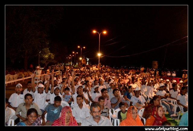 Walk For Lakecity - 2012 Udaipur