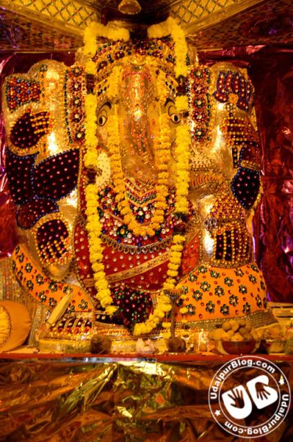 Pala Ganesh Ji, Udaipur