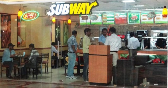 subway udaipur