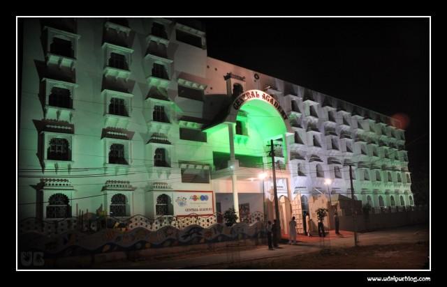 Central Academy | Garba Night | Udaipur