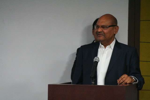 Anil Agarwal IIM Udaipur