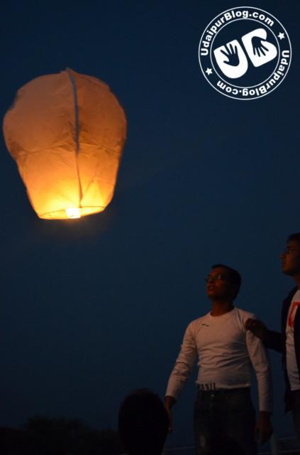 Night Sky Lanterns