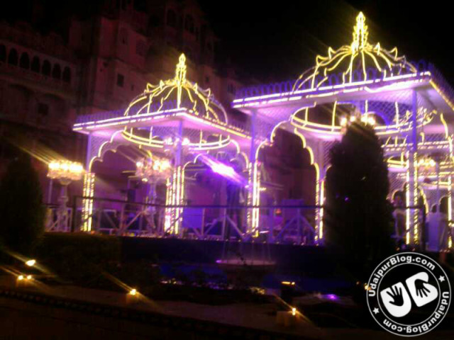 Wedding Decoration in Udaipur