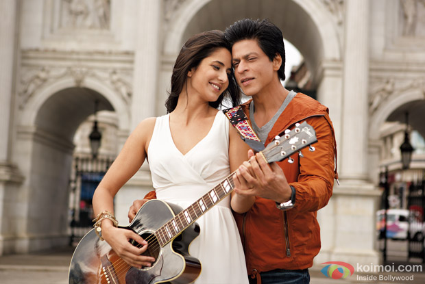 Jab Tak Hai Jaan Music Review