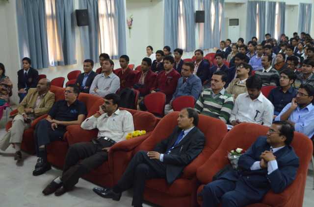 Workshop in Techno NJR on Cloud Computing