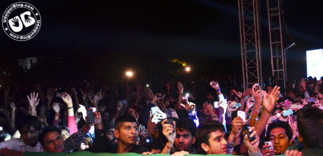 Honey Singh in Udaipur