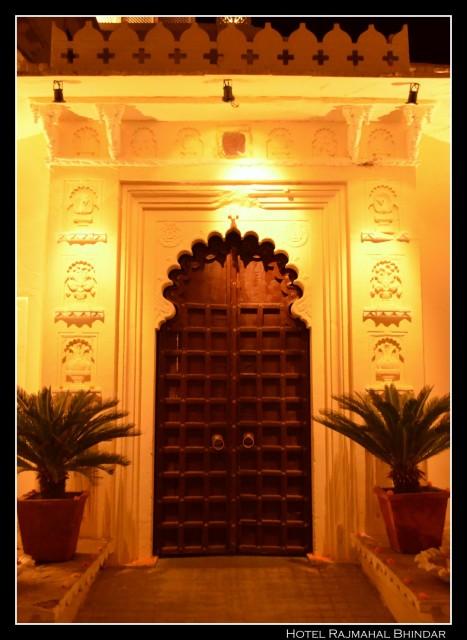 Hotel Rajmahal Bhindar 2