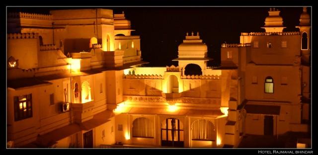 Hotel Rajamahal Bhindar