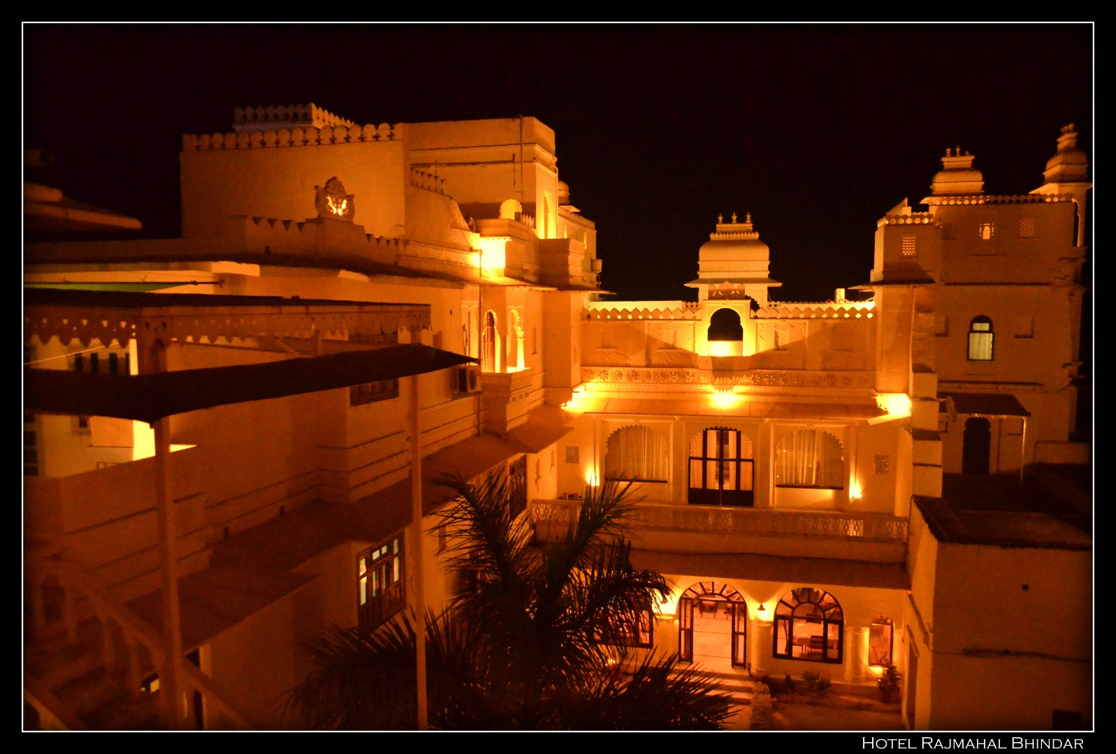 Hotel Rajmahal Bhindar welcomes 2013