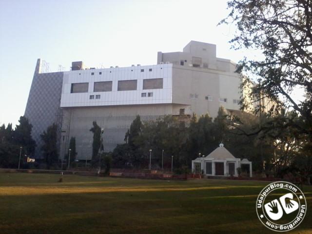 sukhadia memorial udaipur