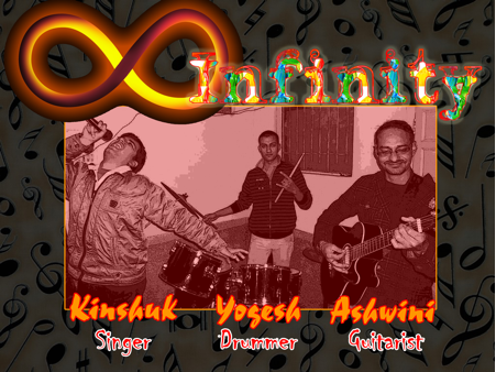 infinity band udaipur