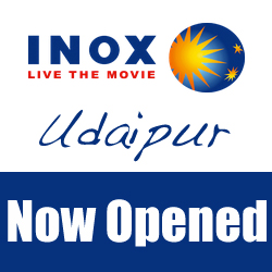 INOX Opened in Lakecity Mall, Udaipur
