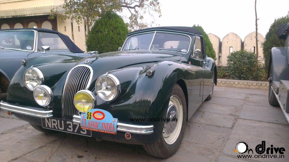 Classic India 2013 - Vintage Car Rally | UdaipurBlog