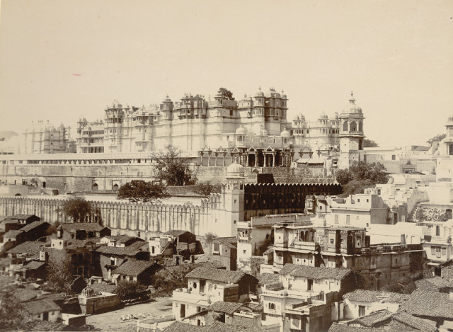 Palace and the City, Udaipur