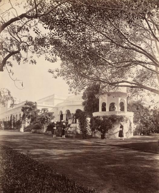 Residency, Oodeypore