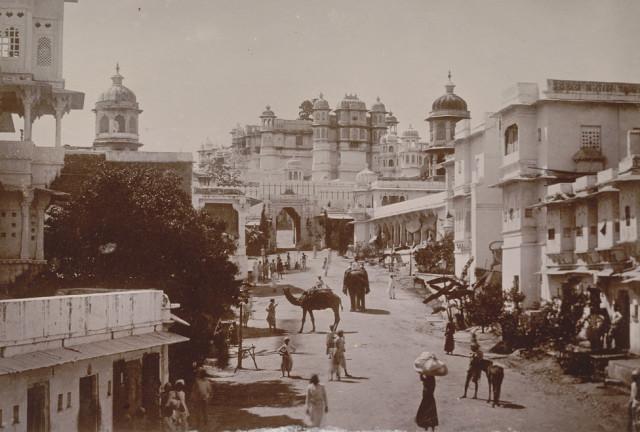 Street view, Odeypur
