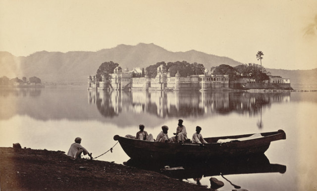 Udaypur - The Water Palace