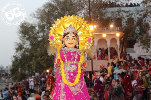 gangaur fest Udaipur