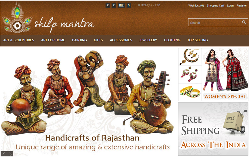 Shilpmantra An Endeavour To Conserve The Indian Handicrafts