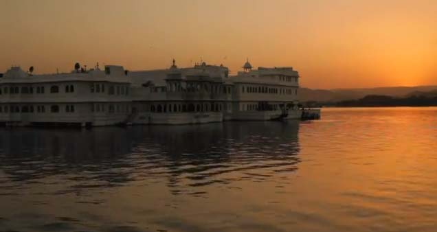 The Taj Lake Palace, Udaipur