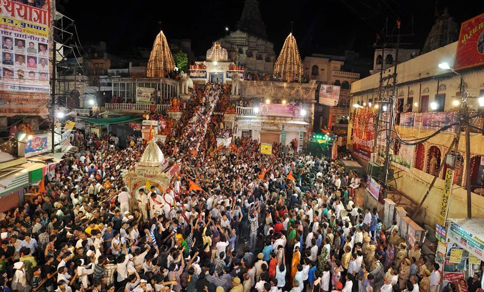 Jagannath Rath Yatra Udaipur