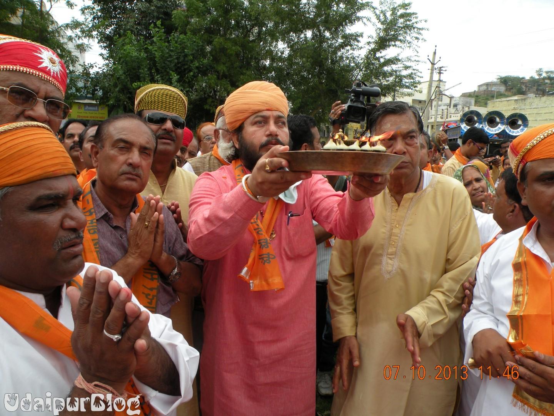 Mahant Bheem Singh Chouhan | Kaali kalyani Dhaam