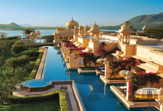 The Oberoi Udaivilas voted as the Best Resort in Asia