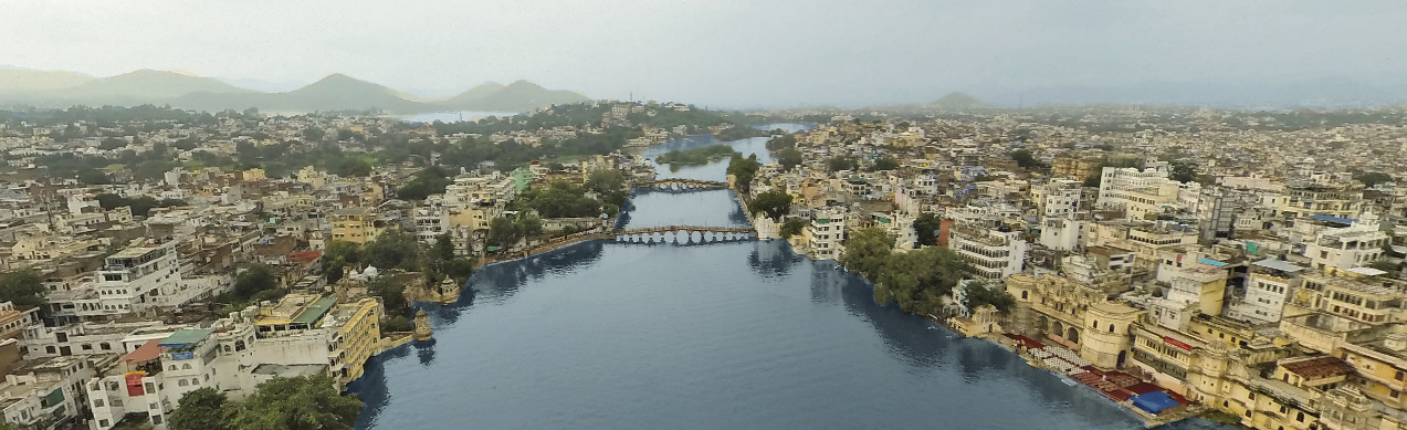 Udaipur Aerial Photography