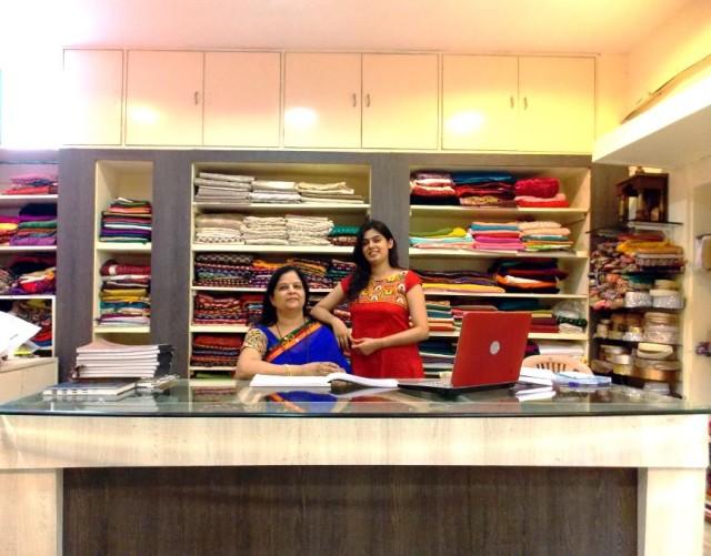 nimisha soni and padma soni udaipur