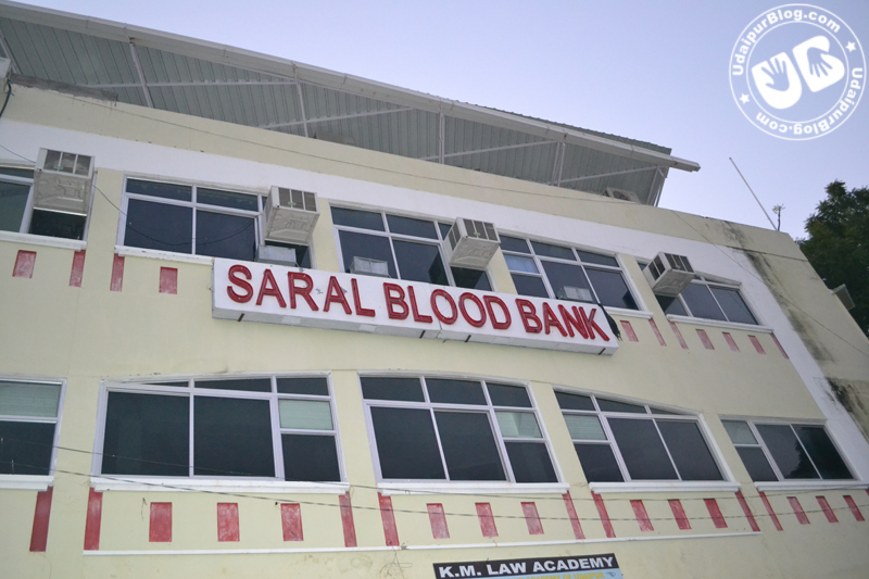 The Story of: Saral Blood Bank