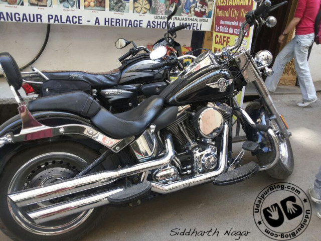 Harley owners group - siddharth nagar 3