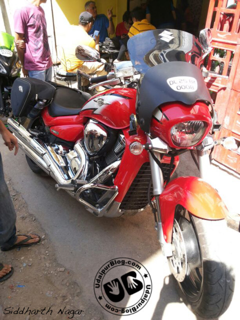 Harley owners group - siddharth nagar