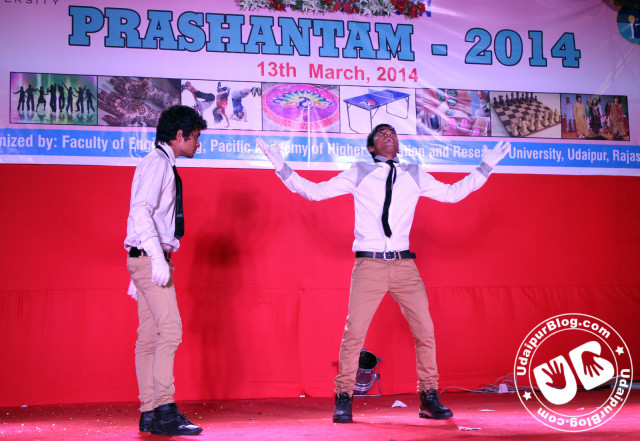 Prashantham Pacific College 2014