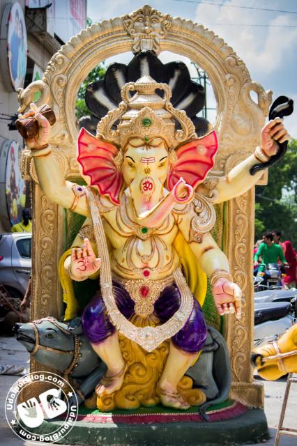 Random Ganpati Image
