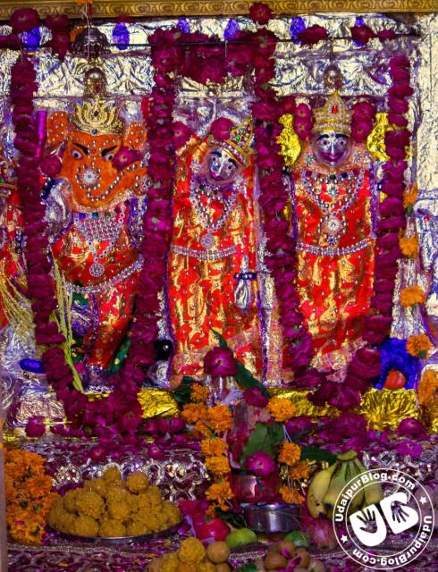 Ganesh Temple Near ghanatgar