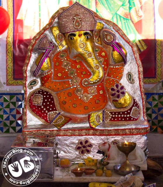dudhiya ganesh temple