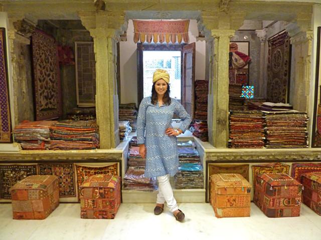 handicrafts in udaipur