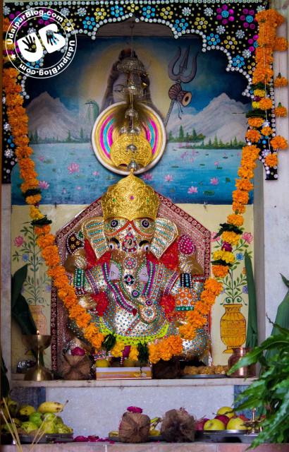 Ganesh Temple near raoji ka hata
