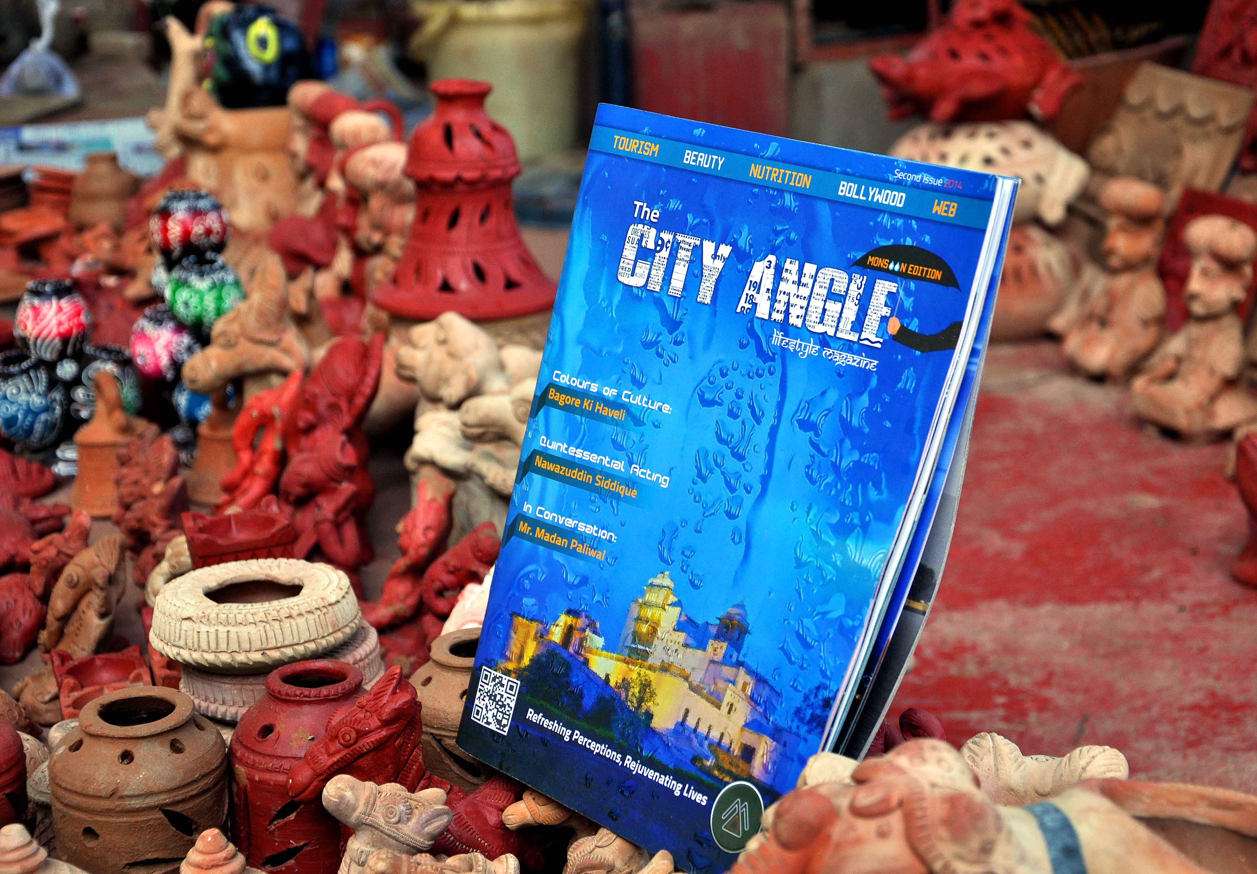 the city angle magazine