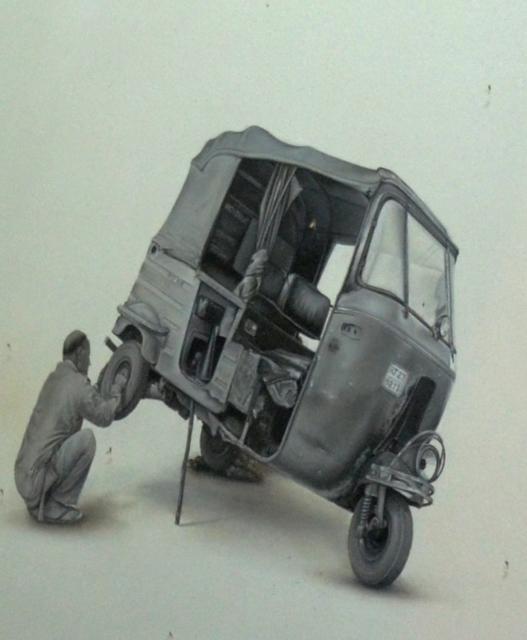 autowala painting