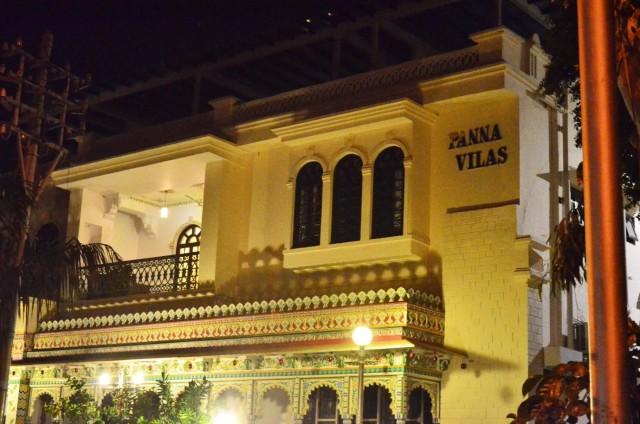 Hotel Panna Vilas, Udaipur