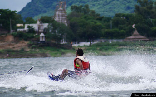 water sports in udaipur