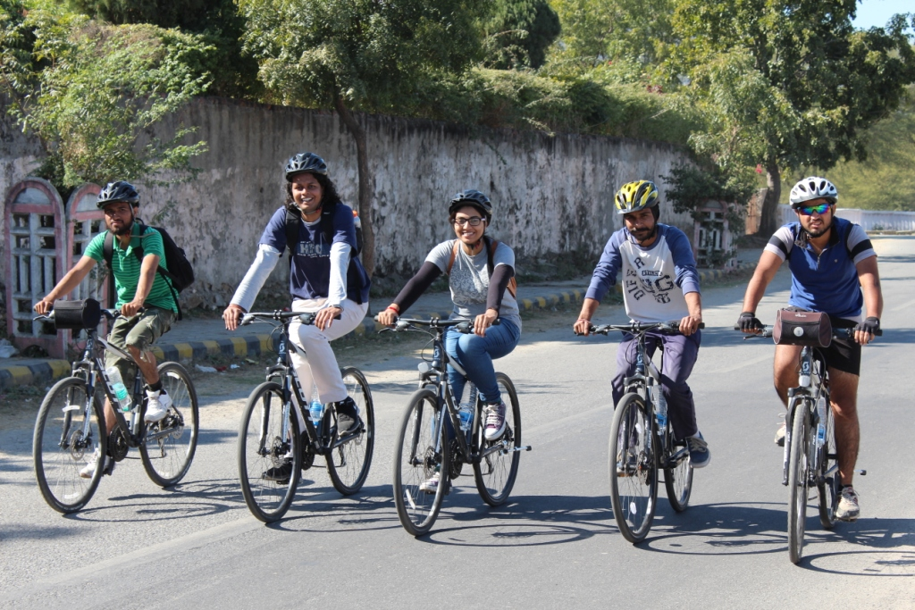 Art of Bicycle Udaipur: The True Art of Exploring Lies Here!