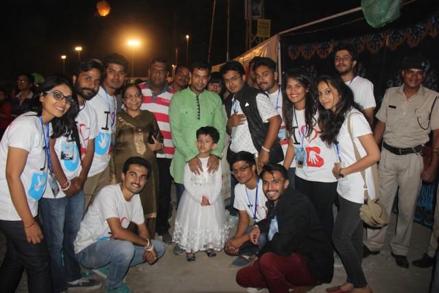 IAS Rohit Gupta - Udaipur Lantern Festival