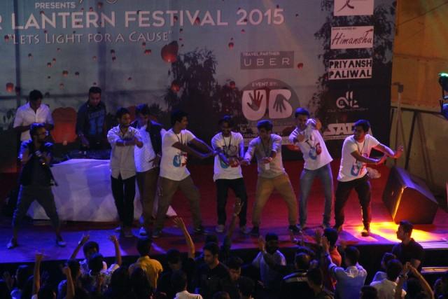 Udaipur Lantern Festival - Team UdaipurBlog