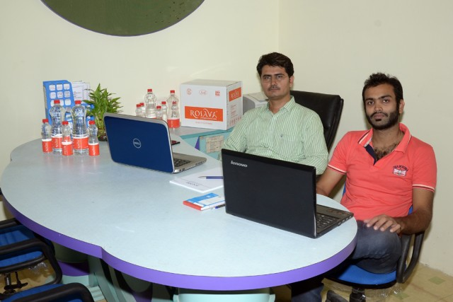 Directors of the Company - Mr. Kuldeep Sharma and Pallav Rajoria