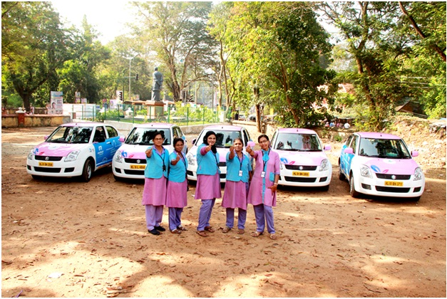 Women Cabs soon to Start in Udaipur!